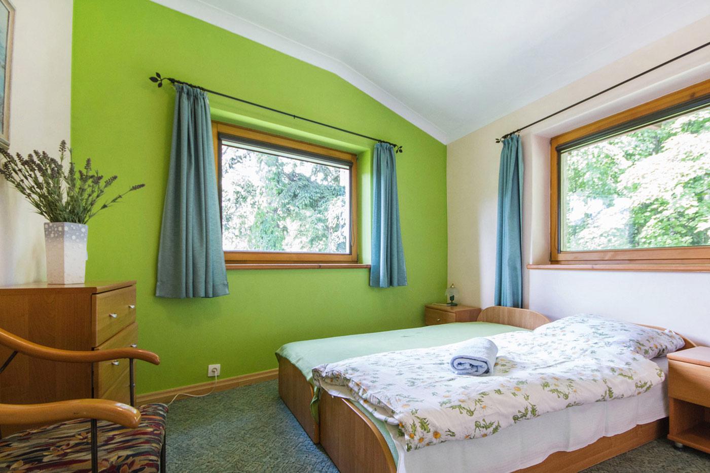 Zielony apartament wKarpaczu - Lunaria